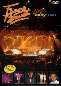 Cover Frans Bauer - Live in Ahoy' 2001 [DVD]